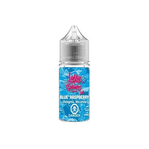 Taffy Splash Salt Blue Raspberry  Vapeluv Vapeshop