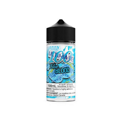 Ultimate 100 - Blue Blood - Vapeluv Vapeshop