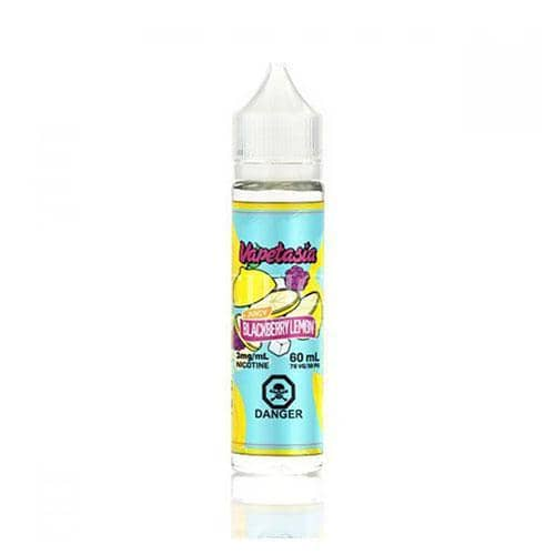 Vapetasia Juicy Blackberry Lemon