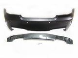 E82 E87 1 Series 1M Style Replica Rear Bumper