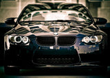 LUX V4 H8 LED BMW Angel Eyes
