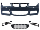 E82 128i 135i M Tech Performance Style Front Bumper