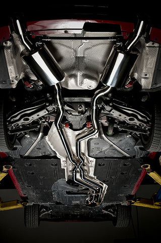 E9X 335 - Active Autowerke Signature Exhaust System
