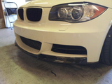 Carbon Fiber Front Lip Spoiler for BMW E82 1 Series 128i 135i
