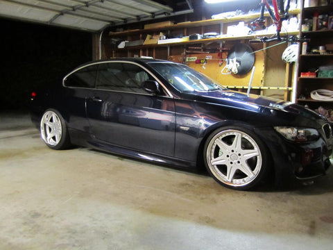 E90 E92 E93 - M3 Style Replica Side Skirts