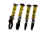KW Clubsport Coilovers for Nissan R35 GTR