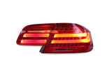 "2006-2013 BMW E92 Euro Spec ""LCI Style"" LED Tail Light Upgrade"