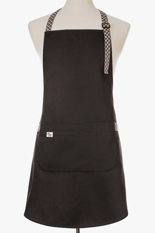 Tablier noir Fiou - black apron