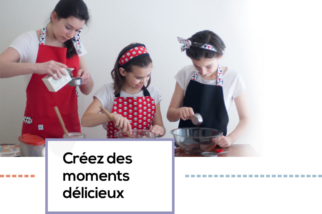 Tablier Fiou - Kitchen aprons for kids
