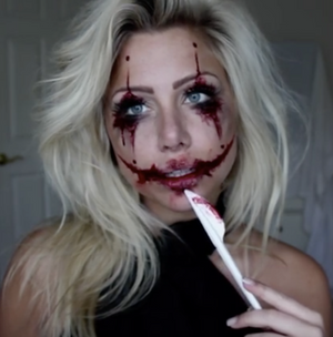 Sexy Halloween Make up ideas