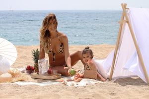 Storming Trend...Matching Swimwear For Mother And Daugther #twinningiswinning