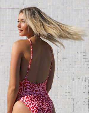 BOBBI PINK ONE PIECE