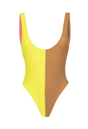 GINY REVERSIBLE ONE PIECE