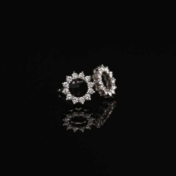 Sunshine Earring - Diamond Earring