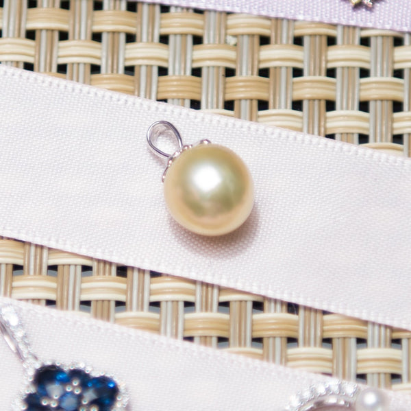Pearl Pendant - Necklace not included