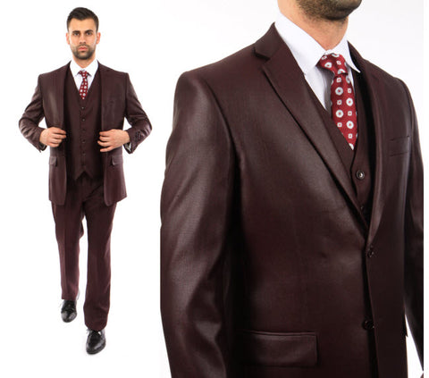 details of mens suit