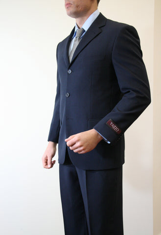 Dark Navy Formal 3 Button Modern Fit Suit