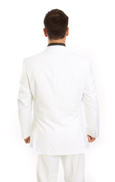 Ivory One Button Slim Fit Suit