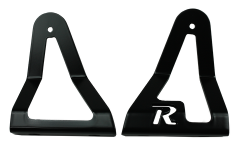 "2002-2017 Toyota 4Runner 52"" Curved Brackets"