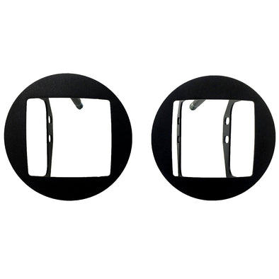 2005- 2011 2nd Gen Toyota Tacoma Fog Pod Replacements