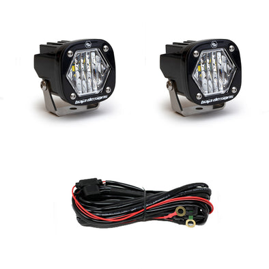 Lighting Bundle Sale - 4Runner Rago Ditch Brackets + Baja Design's S1 + Upgraded Harness
