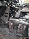 2016-2021 3rd Gen Toyota Tacoma Center Console Modular Storage Panel