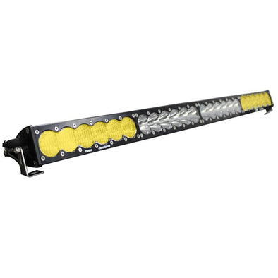 "Baja DesignsOnX6, Dual Control 40"" Amber/White LED Light Bar"