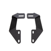 2013–2018 Fourth generation Subaru Forester SJ - Ditch Brackets - Stainless Steel