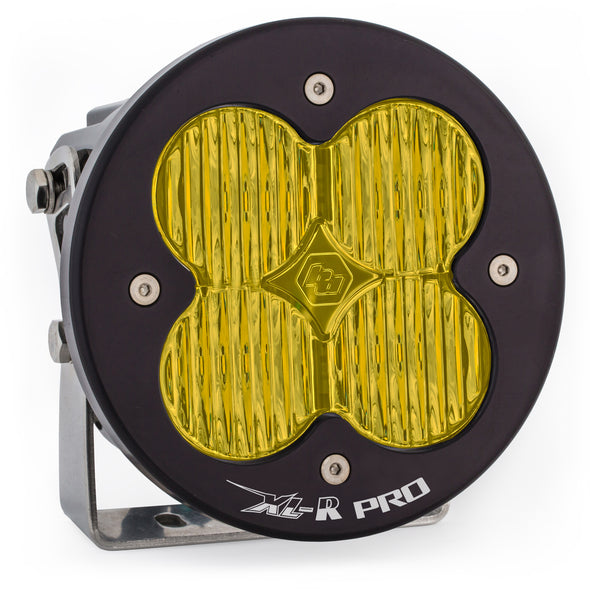 XL-R Pro, LED Wide Cornering Amber - Rago Fabrication