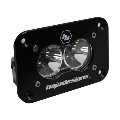 Baja Designs S2 Sport, LED Spot, Flush Mount