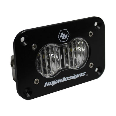 Baja Designs S2 Sport, LED Wide Cornering Flush Mount