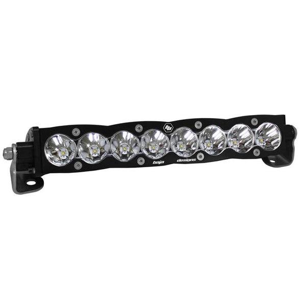 "S8, 10"" Spot LED Light Bar - Rago Fabrication"