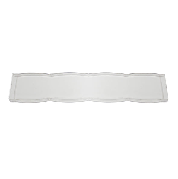 "S8, 10"" Rock Guard Clear"