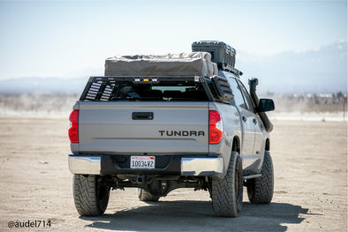 3rd Gen Tundra | Endeavor Bed Rack