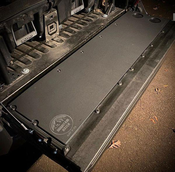 Black Mountain Hatch for (2005-2020) Toyota Tacoma