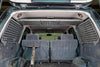 1990 - 1997 Land Cruiser 80 Series - Modular Storage Panel Shelf- RAW STEEL
