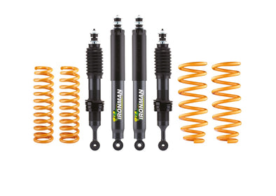 "IRONMAN 4X4 - TOYOTA 4RUNNER 2003+/LEXUS GX470/GX460 FOAM CELL PRO 2-3"" SUSPENSION KIT - PERFORMANCE LOAD (0-660LBS)"