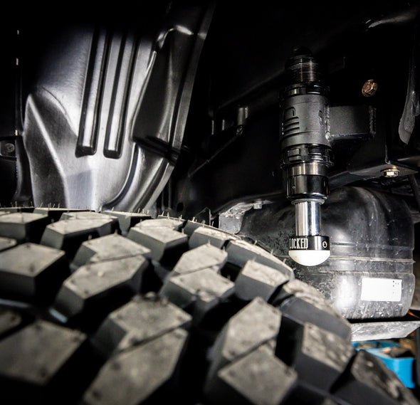 Locked Offroad 2.0 Bolt-on Bump Stop Kit for Tacomas