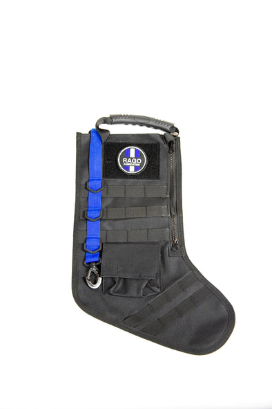 DOORBUSTER - FREE Molle Stocking with Retro Rago Patch with Purchase of Gift Card