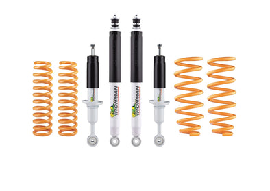 "IRONMAN 4X4 - TOYOTA 4RUNNER 2003+/LEXUS GX470/GX460 NITRO GAS 2"" SUSPENSION KIT PERFORMANCE LOAD (0-660LBS)"