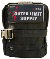 Outer Limit Supply Individual First Aid Kit (IFAK)