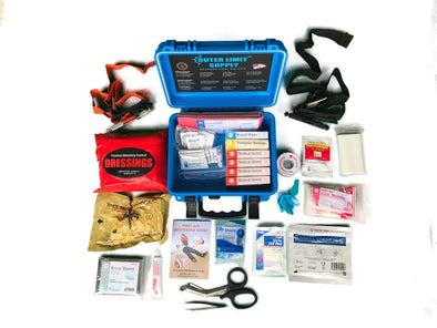 Outer Limit Supply LEO First Aid Kit