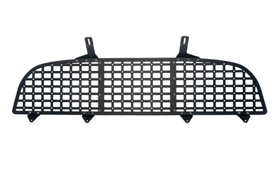 BLEMISHED 3rd Gen Tacoma Endeavor Rear Window Modular Storage Panels- Powder Coated