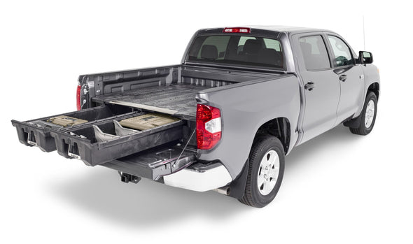 "DECKED TOYOTA TUNDRA 2007-CURRENT 6' 7"" BED LENGTH"