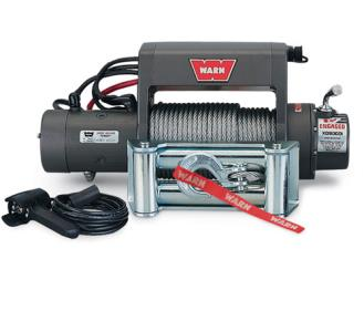 Warn XD9000i Self-Recovery 9000lb Winch - 27550