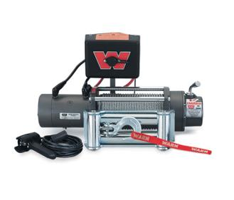 Warn XD9000 Self-Recovery 9000lb Winch - 28500