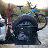 Rago Fabrication Hi-Vert™ Vertical Hi-Lift mount (4Runner UltraSwing only)