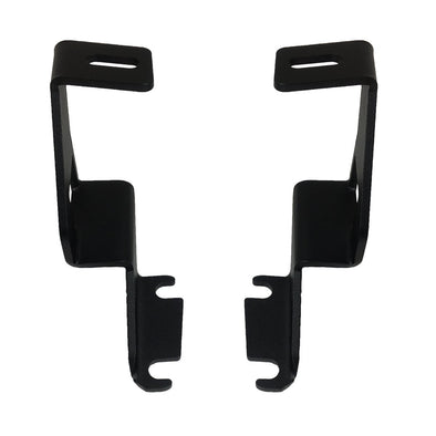 Toyota FJ Cruiser Ditch Light Brackets - Stainless Steel