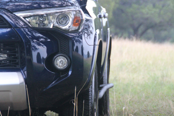 2010-2017 5th Gen Toyota 4Runner Rock Sliders - Bolt On - Rago Fabrication