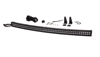 HOT Summer - KC HiLites C-SERIES CURVED LED LIGHT BARS with FREE Rago Brackets - Rago Fabrication